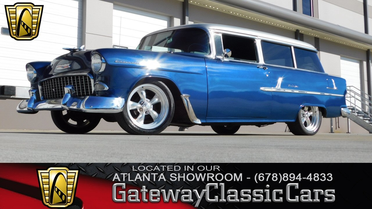 1955 chevy 210 sedan mitula cars - 1955 Chevrolet 210 Wagon Gateway Classic Cars Of Atlanta 155