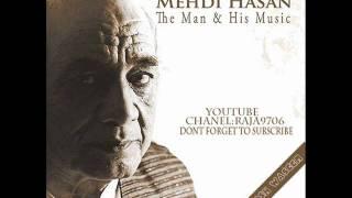 Mehdi Hassan~~Mian Khyaal Hon Kisi Orr Ka Mujhy sochta Koi Or Hia~~