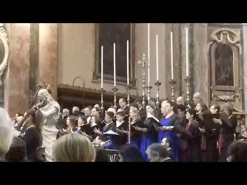 Pawlu ta' Malta oratorium at St. Paul's Cathedral, Mdina.