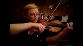 Humoresque by Dvorak, Suzuki Book 3 Play-Through Video