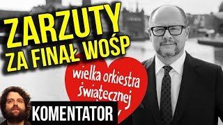 Tajemnicze Zatrzymania za Finał WOŚP w Gdańsku + Owsiak Pozywa TVP za Plastusie - Analiza Komentator
