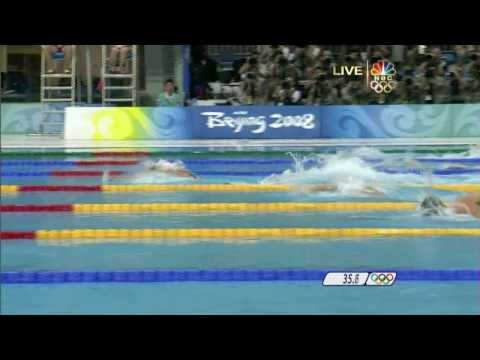 3rd Gold [2008 Beijing Olympics] Swimming Men's 200m Freestyle.mp4