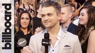 Hunter Hayes on His Upcoming Single & New Ways to Rollout His Music | CMT Music Awards 2017