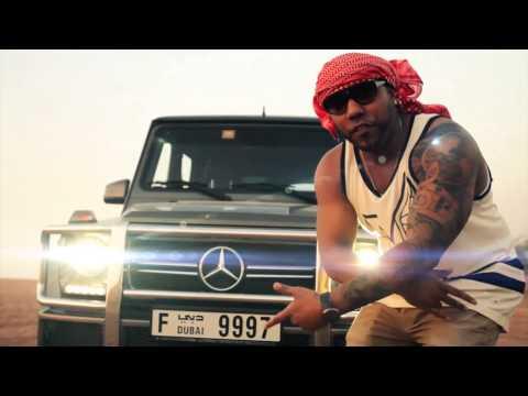 MIMS - I'M ON MY BULLSHIT(OFFICIAL MUSIC VIDEO filmed in Dubai)