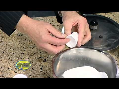 Shrinking Styrofoam Cup - Cool Science Experiment