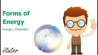 √ Forms of Energy - Kinetic - Potential - Electromagnetic - Preliminary Chemistry - Online Chemistry