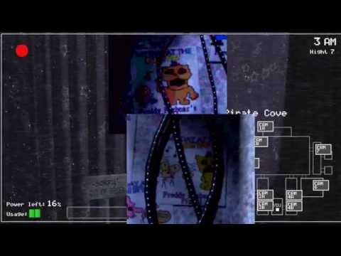 Golden Freddy,New Game Modes,Puppet/Marionette-Five Nights At Freddy's 2: The Sequel Facts+Theories
