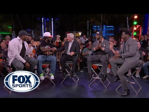 The ReUnion congratulate Jimmy Johnson on Hall of Fame, react to his impact | FOX SPORTS