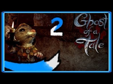 Azure Plays: Ghost of a Tale [P2] To Many Court Guards