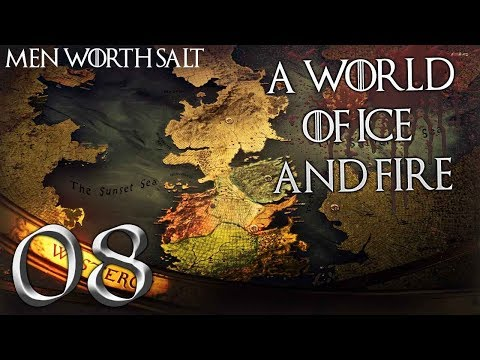 Fighting Wights and a Whitewalker - A World of Ice and Fire Warband Mod Gameplay #8