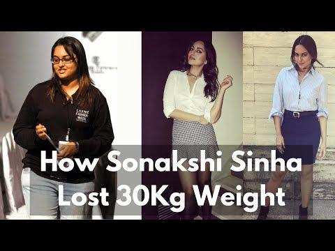 How Sonakshi Sinha Lost 30kg Weight