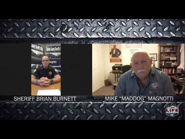 Street Talk & Other Stuff - Sheriff Brian Burnett