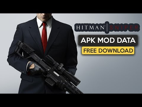 Hitman Sniper Apk Mod OBB For Android Free Download 2019