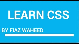 external style sheet lec 4  css tutorial for beginners in urdu hindi