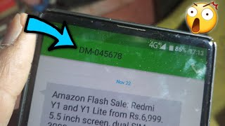Send SMS without Number Android App