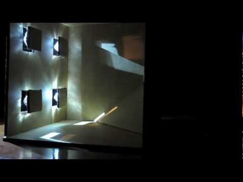 Cubo de luz gpv youtube for Cubo de luz para jardin