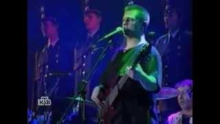 Любэ - Улочки московские (концерт Песни о людях, 1998)