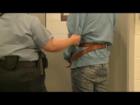 Dakota County Jail Trailer