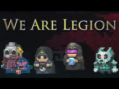 """We Are Legion """"Нас Рать!"""" с Сибирским Леммингом"""