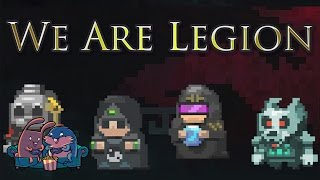 "We Are Legion ""Нас Рать!"" с Сибирским Леммингом"