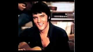 Elvis Presley:   My Little Friend (1969) (2 Versions)