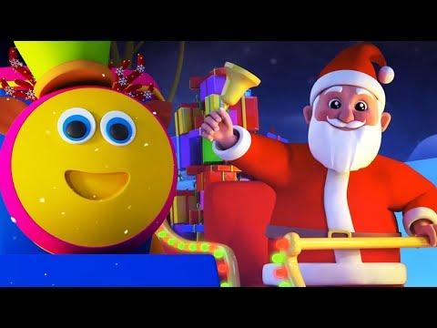 Bob den Zug   Glöckchen   Weihnachtslieder   Weihnachtsmann für Kinder   Bob Train Jingle Bells
