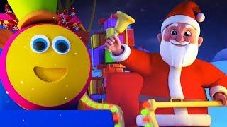 Bob den Zug | Glöckchen | Weihnachtslieder | Weihnachtsmann für Kinder | Bob Train Jingle Bells