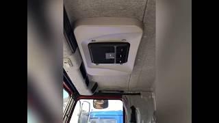 видео Автокондиционер автономный Indel B SLEEPING WELL 1000 BACK (24 В)