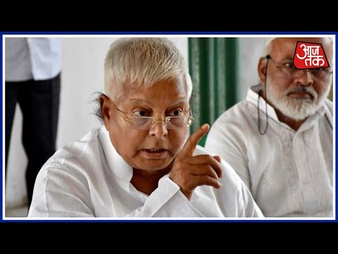 Income Tax Dept Conducts Raid At Lalu Prasad Yadav Relative's House
