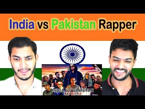Indian reaction on India vs Pakistan Rapper | Swaggy d