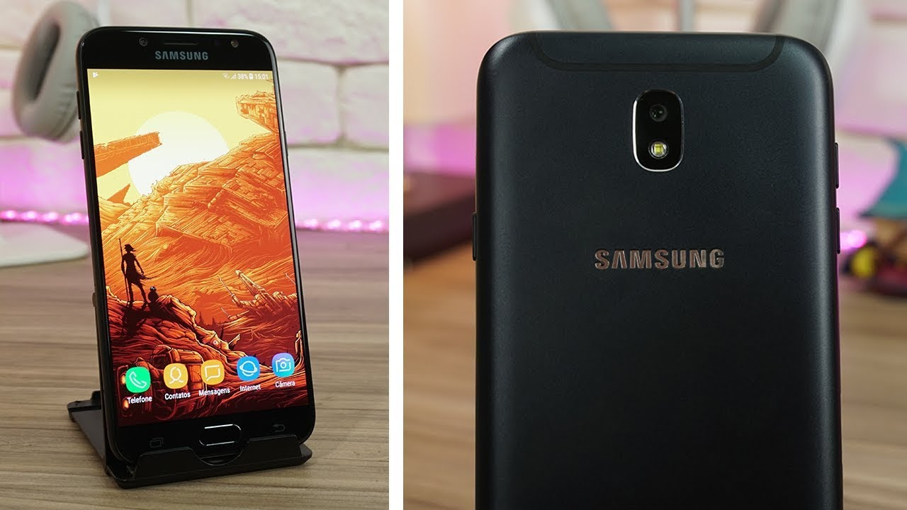 Samsung Galaxy J7 Pro Review Análise Completa Youtube