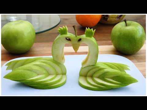 лебеди из яблока ( Swans from Apple )