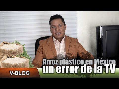 México pierde la cordura: Arroz de plástico y huevos clonados
