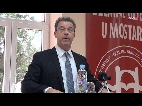 Tužitelj Serge Brammertz posjetio Mostar