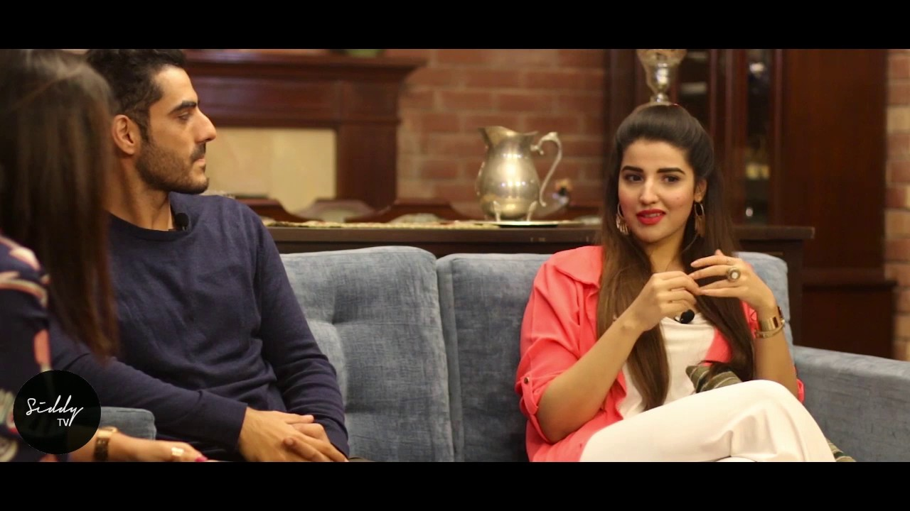 Interview: Hareem Farooq Adeel Hussain and Mehreen Jabbar
