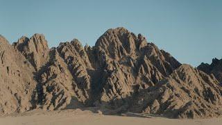Chegamos ao Sinai