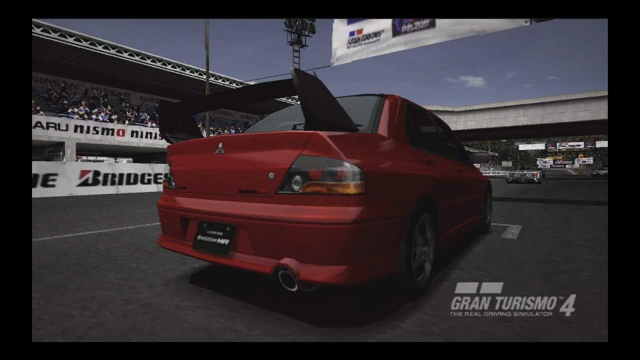 Gran Turismo Sport Classic Game Room