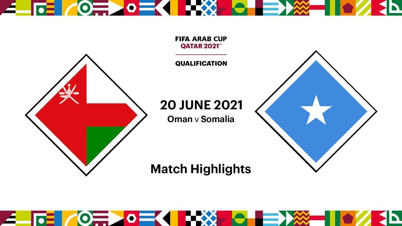 Download Oman v Somalia | FIFA Arab Cup 2021 Qualifier | Match Highlights