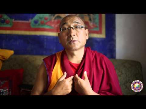 Do harmful actions lead to good results? (Interview with Geshe Sherab)