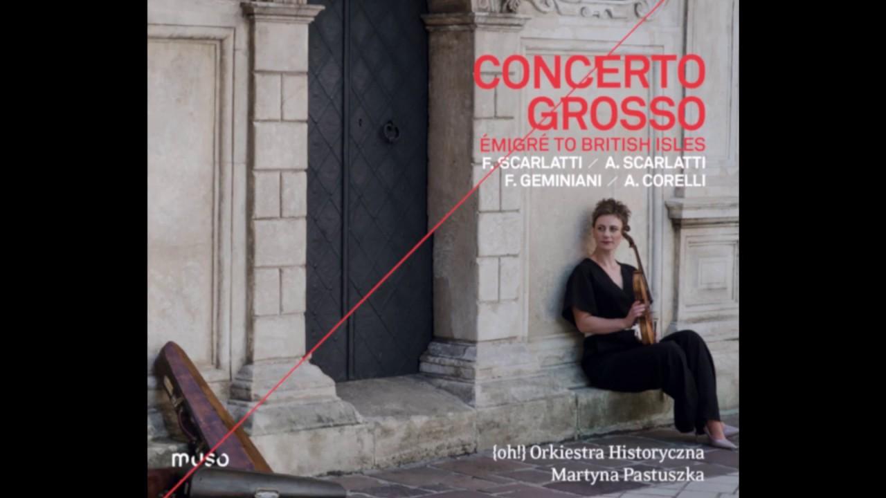 FRANCESCO SCARLATTI (1666-ca.1741) - Concerto Grosso no. 1 in E Major