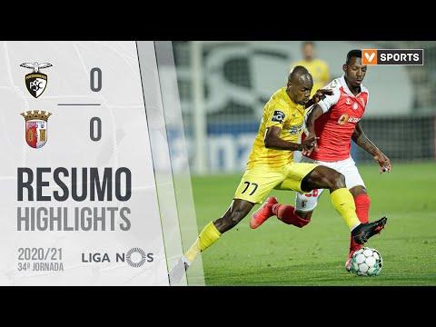 Portimonense Braga Goals And Highlights