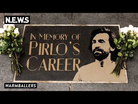 Andrea Pirlo: Gone But Not Forgotten