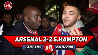 Arsenal 2-2 Southampton | Emery Is Not Good Enough!