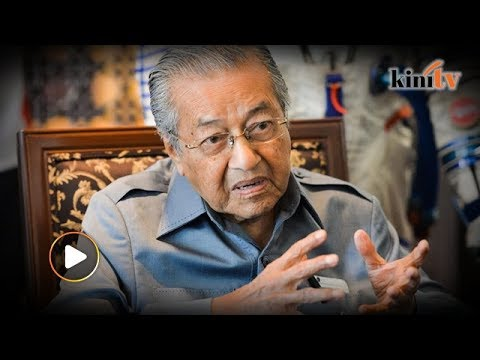 PKR and Amanah 'not stupid' to choose DAP to lead Harapan, says Mahathir