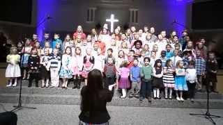 god of every generation tpac children s choir