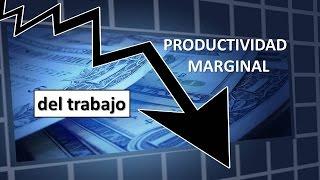 MACROECONOMIA - Productividad Marginal del Trabajo