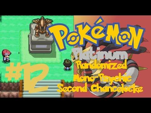 Pokemon Platinum Second Chancelocke Episode 12: Claydol Will One Day Be Mine