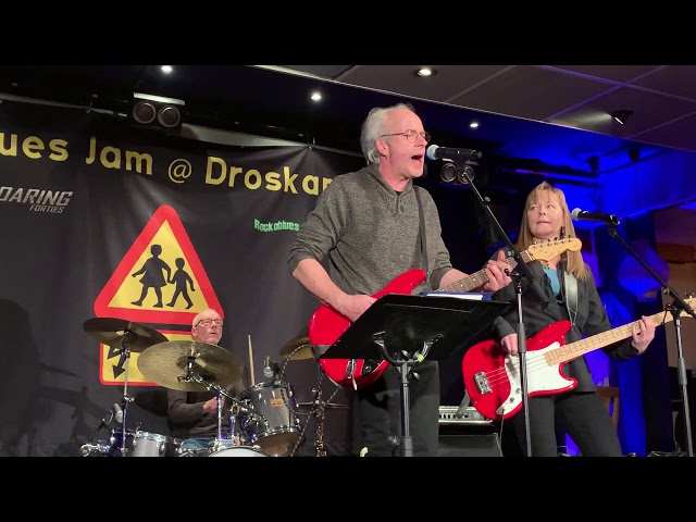 Umeå Live - Blues Jam: Anna Larsson & Magnus Lindblom
