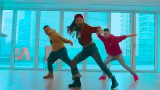 Finesse by Bruno Mars feat. Cardi B - Mini Zhang Choreography