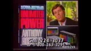 1993 - Anthony Robbins Live TV Commercial